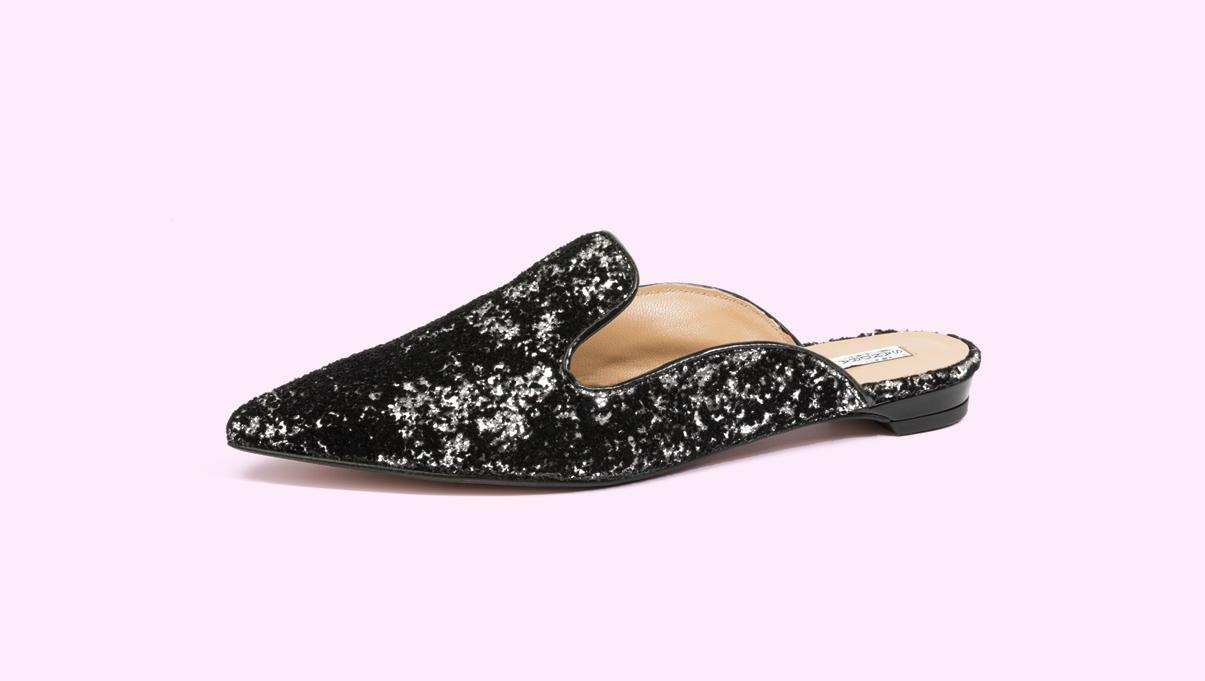 zapatos babucha para mujer de la fábrica de zapatos Sandra Stylo