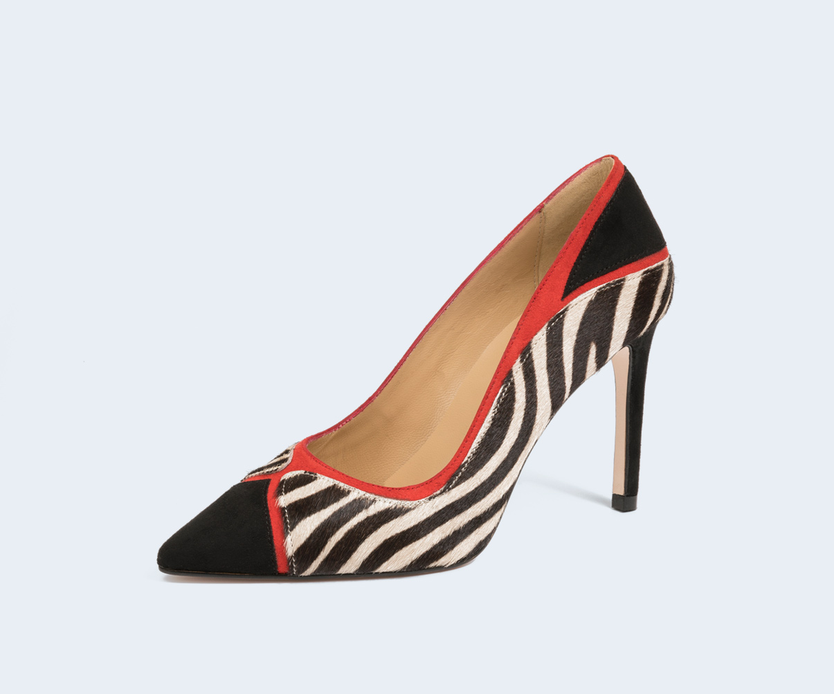 zapatos fabricados en España por la fábrica de zapatos Sandra Stylo