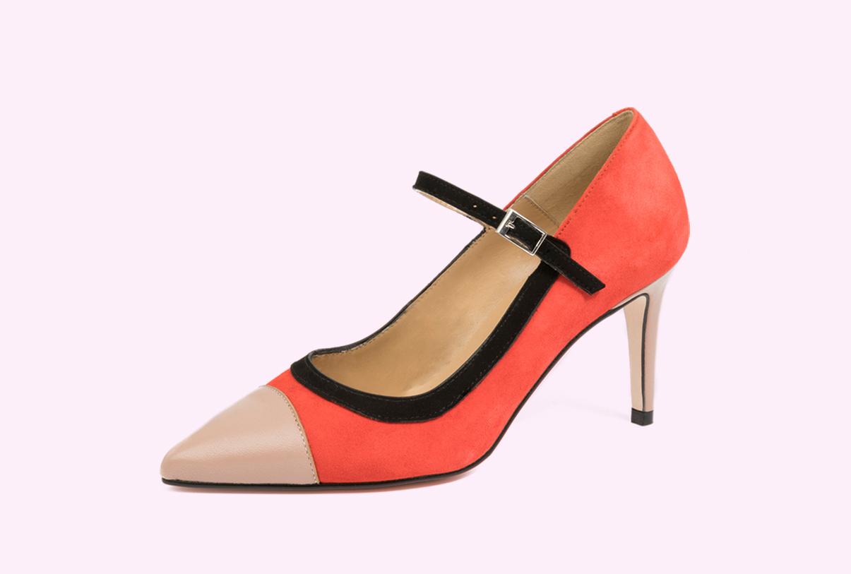 zapatos para mujer fabricados por la fábrica de calzado Sandra Stylo