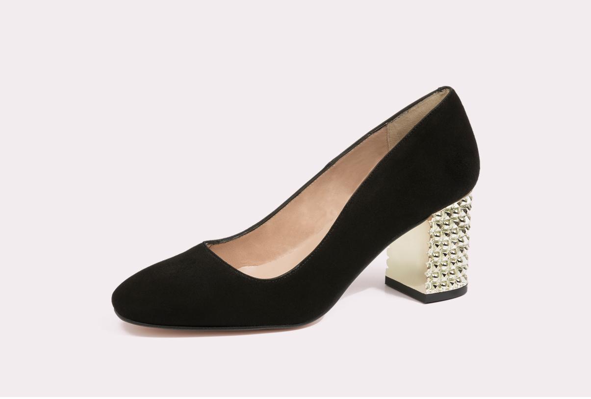 zapatos de tacón de la fábrica de calzado Sandra Stylo