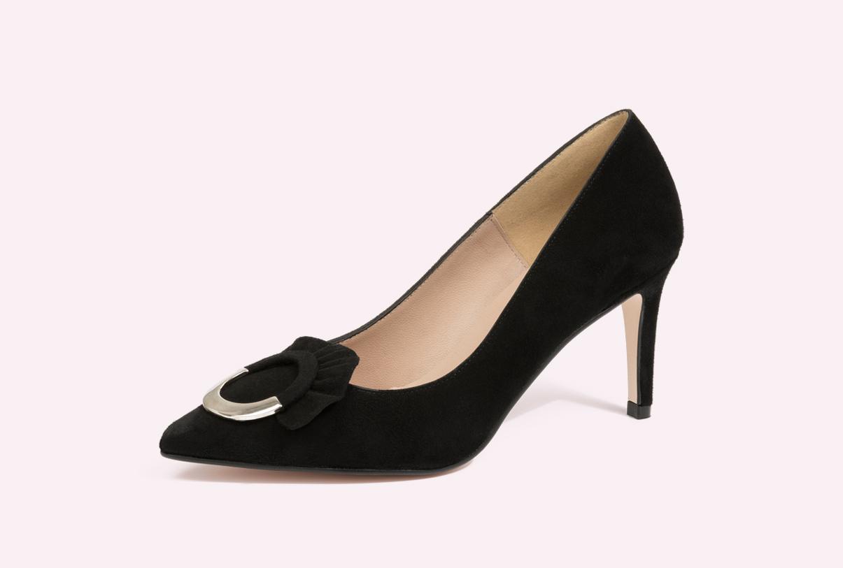 zapatos de tacón para mujer fabricados en España