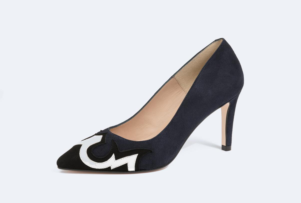 zapatos de tacón para mujer de la fabrica de calzado Sandra Stylo