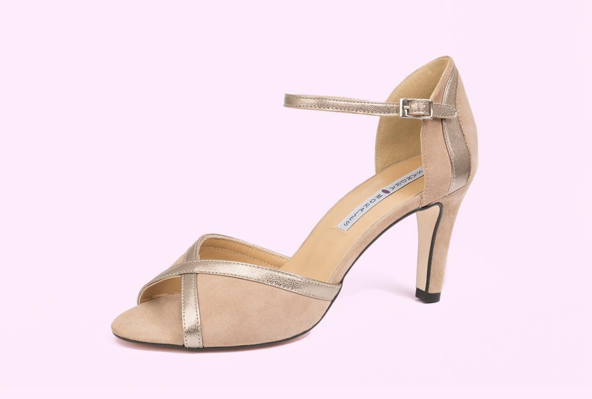 zapatos fabricados por la fábrica de calzado Sandra Stylo