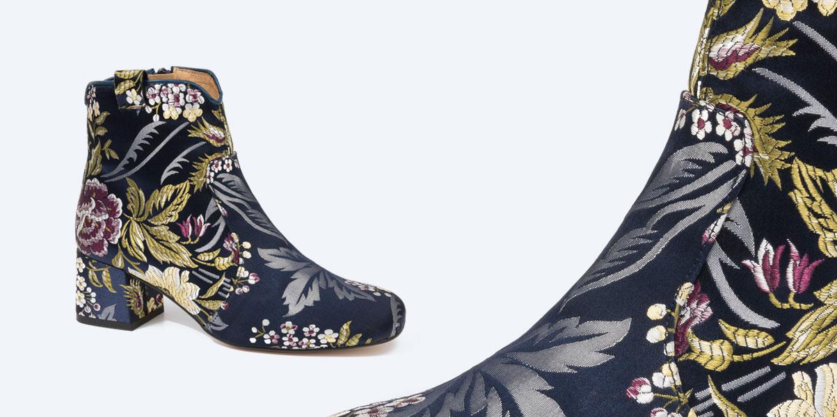 zapatos de la fábrica de calzado Sandra Stylo