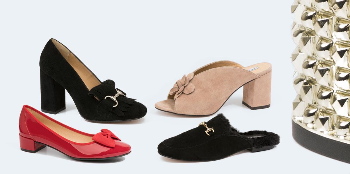 Sandra Stylo fábrica de calzado situada en España