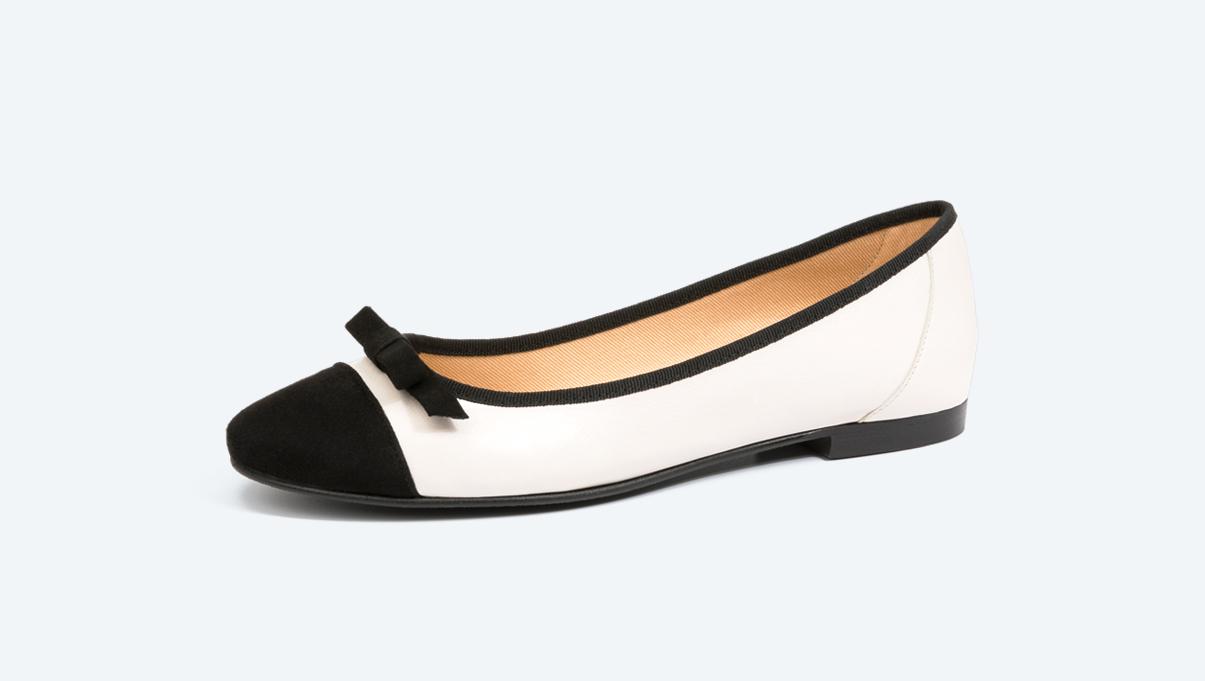 bailarinas para señora fabricadas por la fábrica de calzado Sandra Stylo