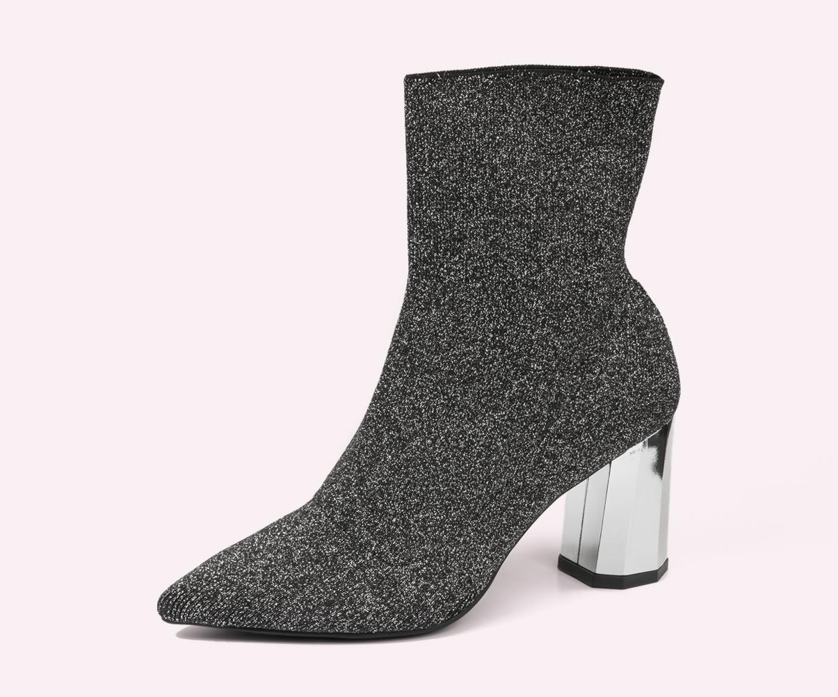 zapatos botín para señora fabricados por la fábrica de calzado Sandra Stylozapatos botín para mujer fabricados por la fábrica de zapatos Sandra Stylo